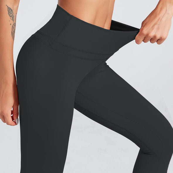 Delphi High-Waist Compression Leggings