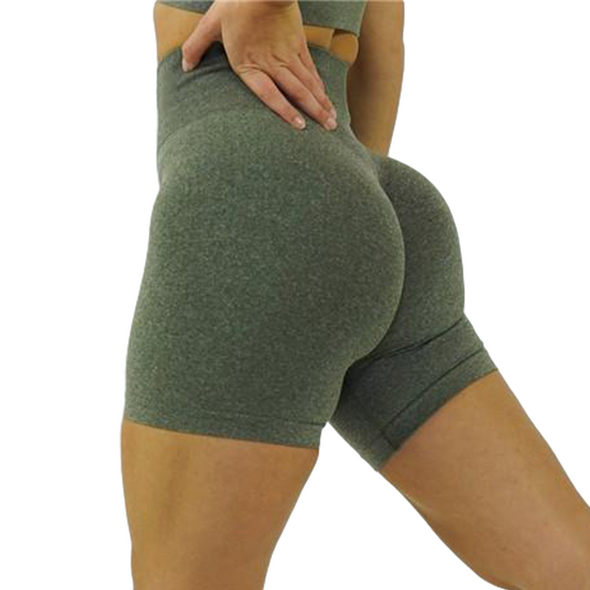Mombasa Seamless Compression Shorts