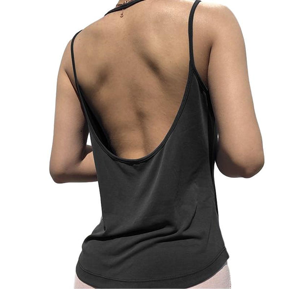 Kirov Low Back Tank Top