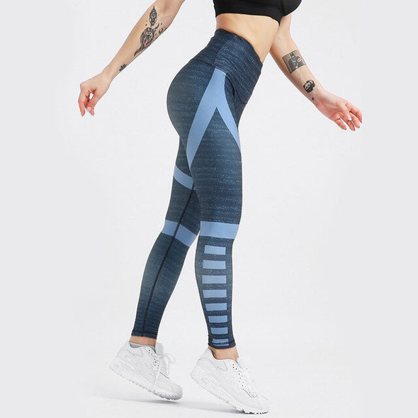 Giza Graphic Print Leggings