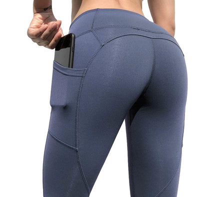 Sevilla High-Waist Leggings With Pockets