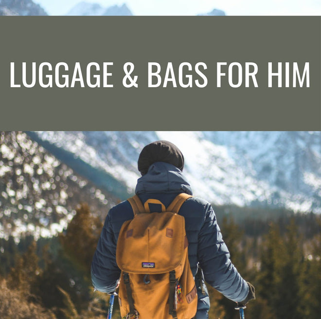 Luggage & Bags For Him