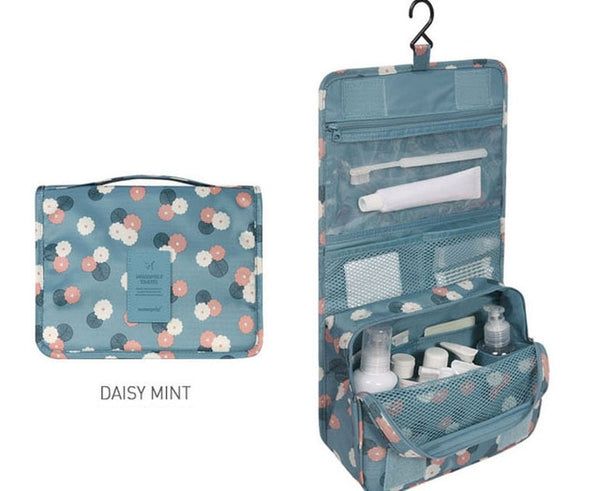 Hanging Waterproof Toiletry Bag