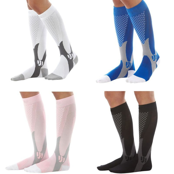 Below The Knee Compression Socks - Flight / Hike Saver