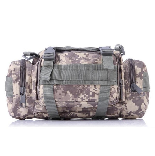 Men's Tacticle Crossbody / Waist Bag for Outdoor Activities