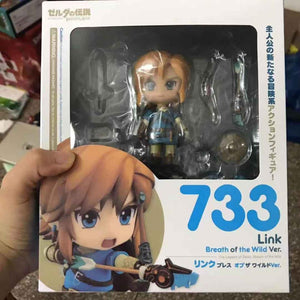 Boneco - Zelda - Link Breath of the Wild