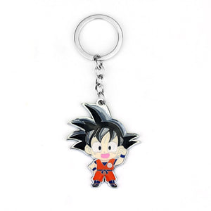Chaveiro - Dragon Ball - Goku Kid