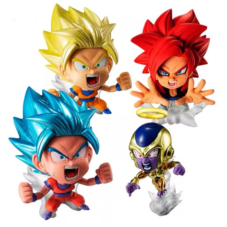 Action Figure - Dragon Ball - Vários Personagens