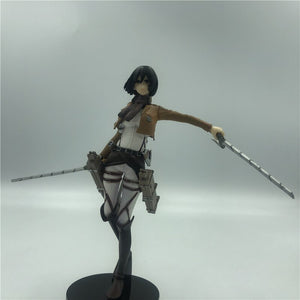 Action Figure - Anime - Attack On Tittan - Mikasa Ackerman