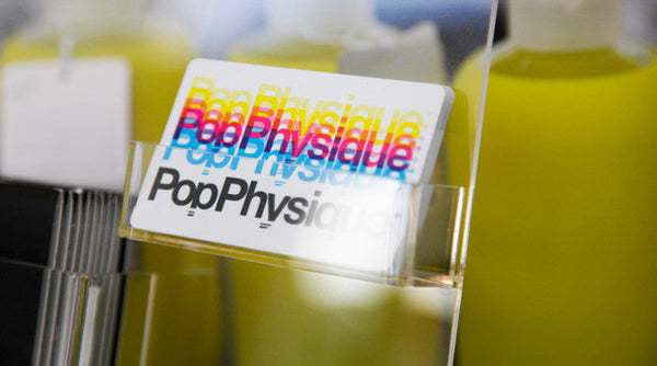 Pop Physique Gift Card $100