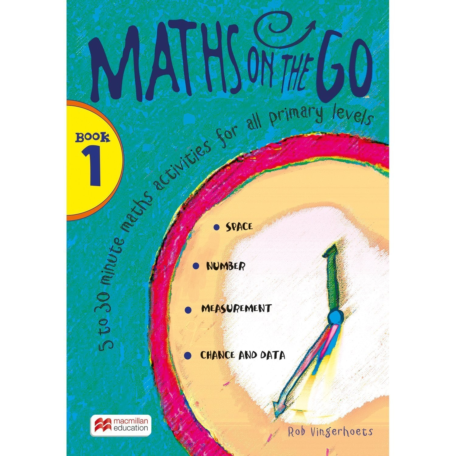 Maths on the Go Book 1