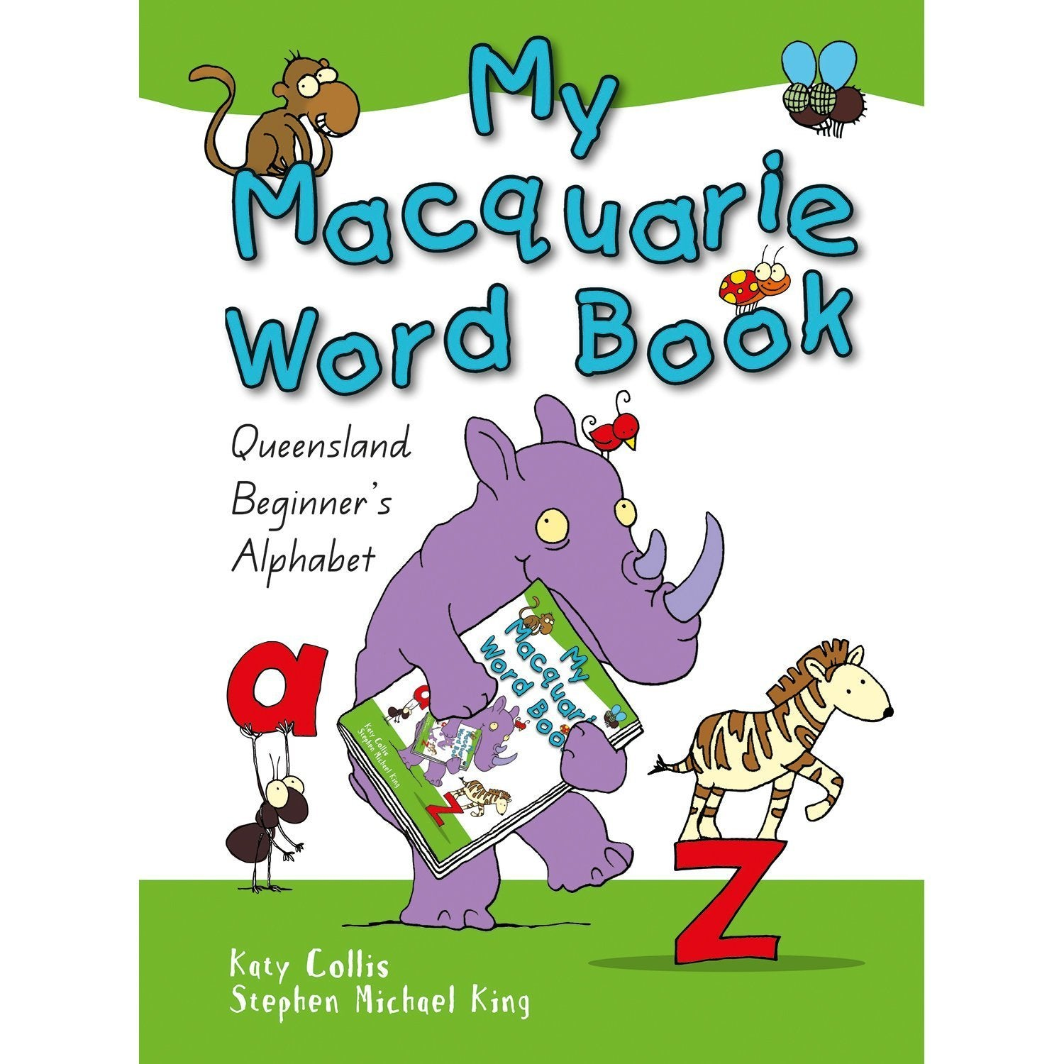 My Macquarie Word Book for Queensland