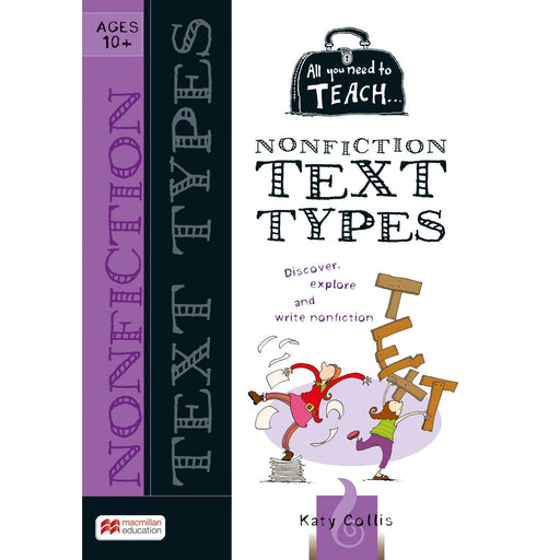 All You Need to Teach: Non Fiction Text Ages 10+