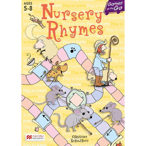 Games on the Go: Nursery Rhymes Age 5-8