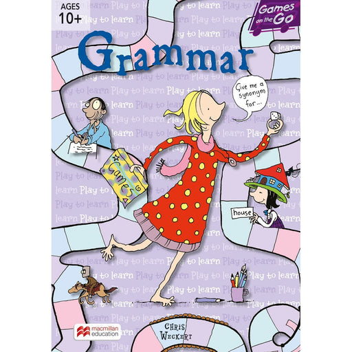 Games on the Go: Grammar Age 10+