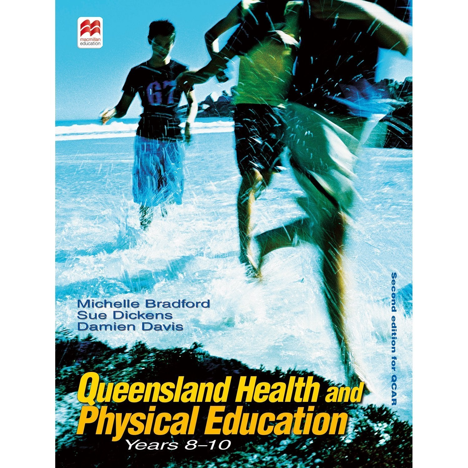 Queensland Health and Physical Education Second Edition Student Book + CD