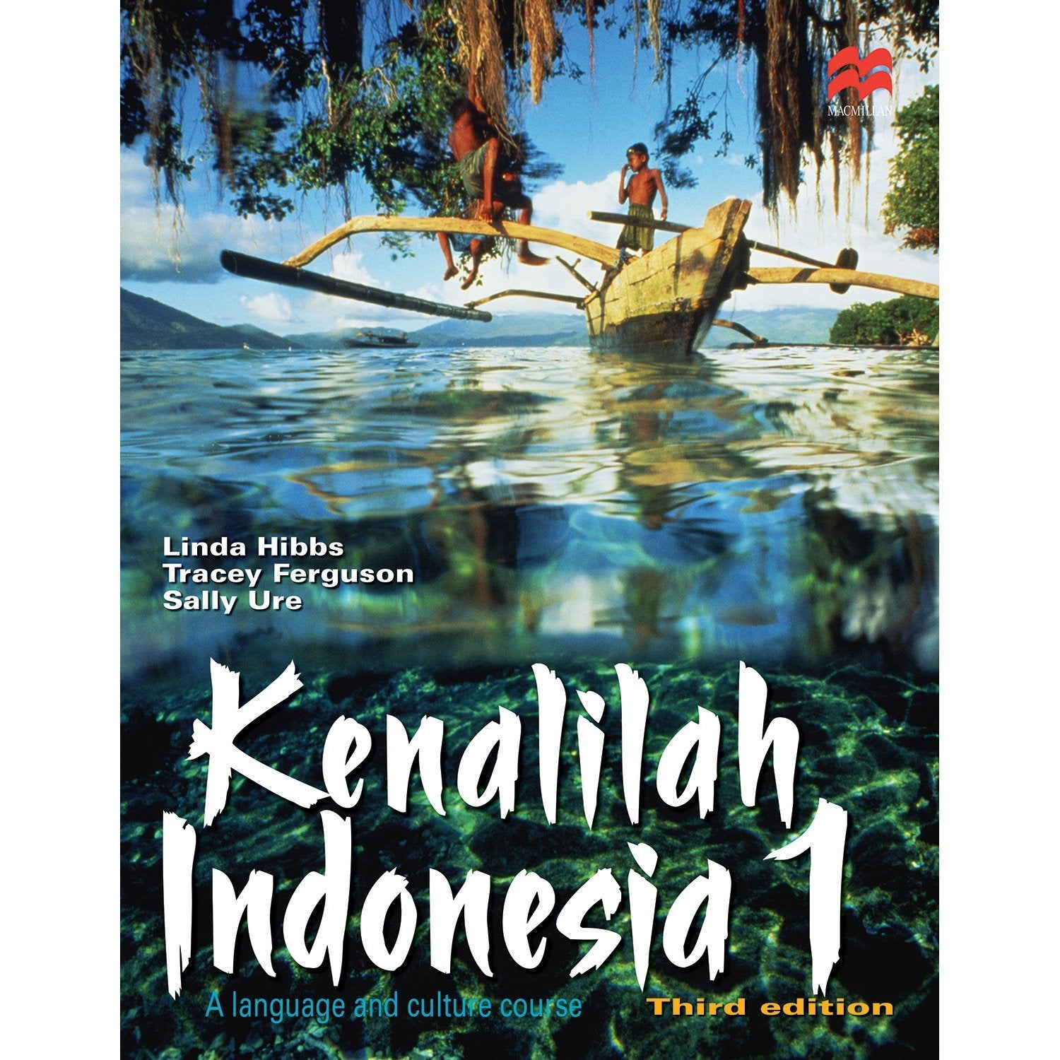Kenalilah Indonesia 1 3E Student Book