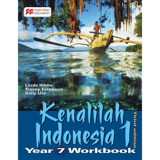 Kenalilah Indonesia 1 Year 7 3E Student Workbook