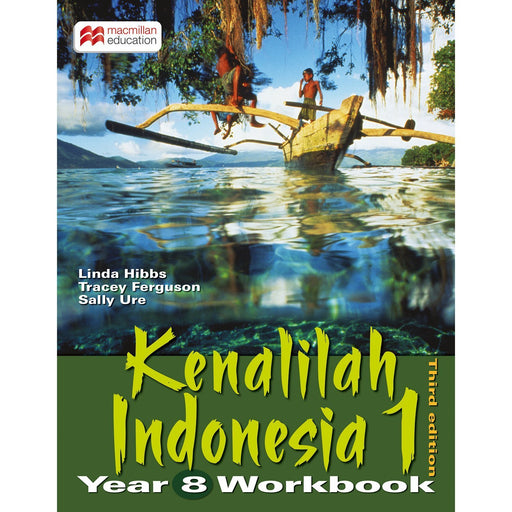 Kenalilah Indonesia 1 Year 8 3E Student Workbook