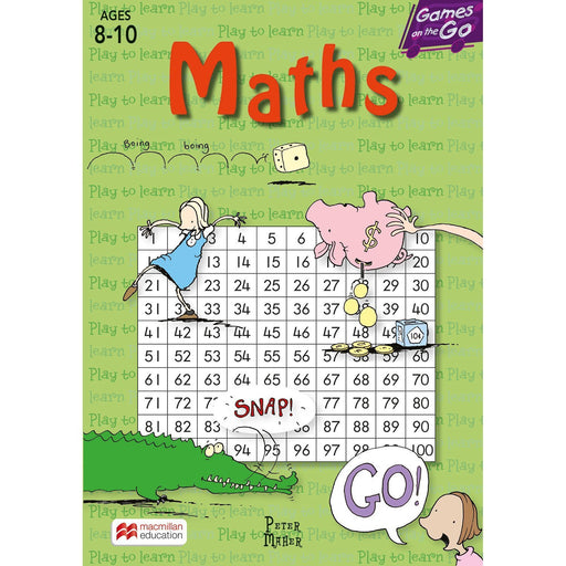 Games on the Go: Maths Age 8-10