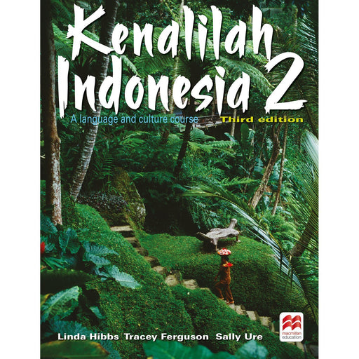 Kenalilah Indonesia 2 3E Student Book