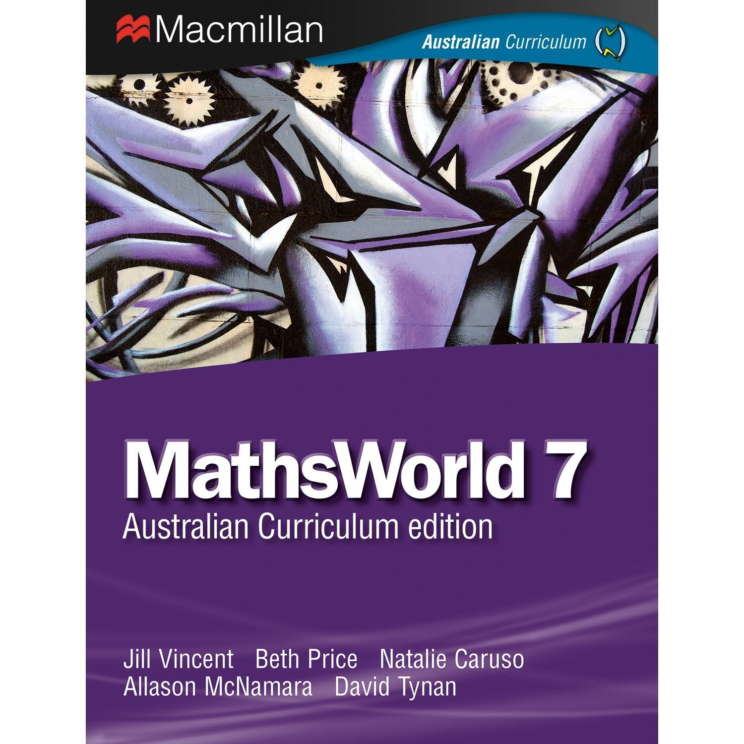MathsWorld Australian Curriculum 7 Student Book + Digital