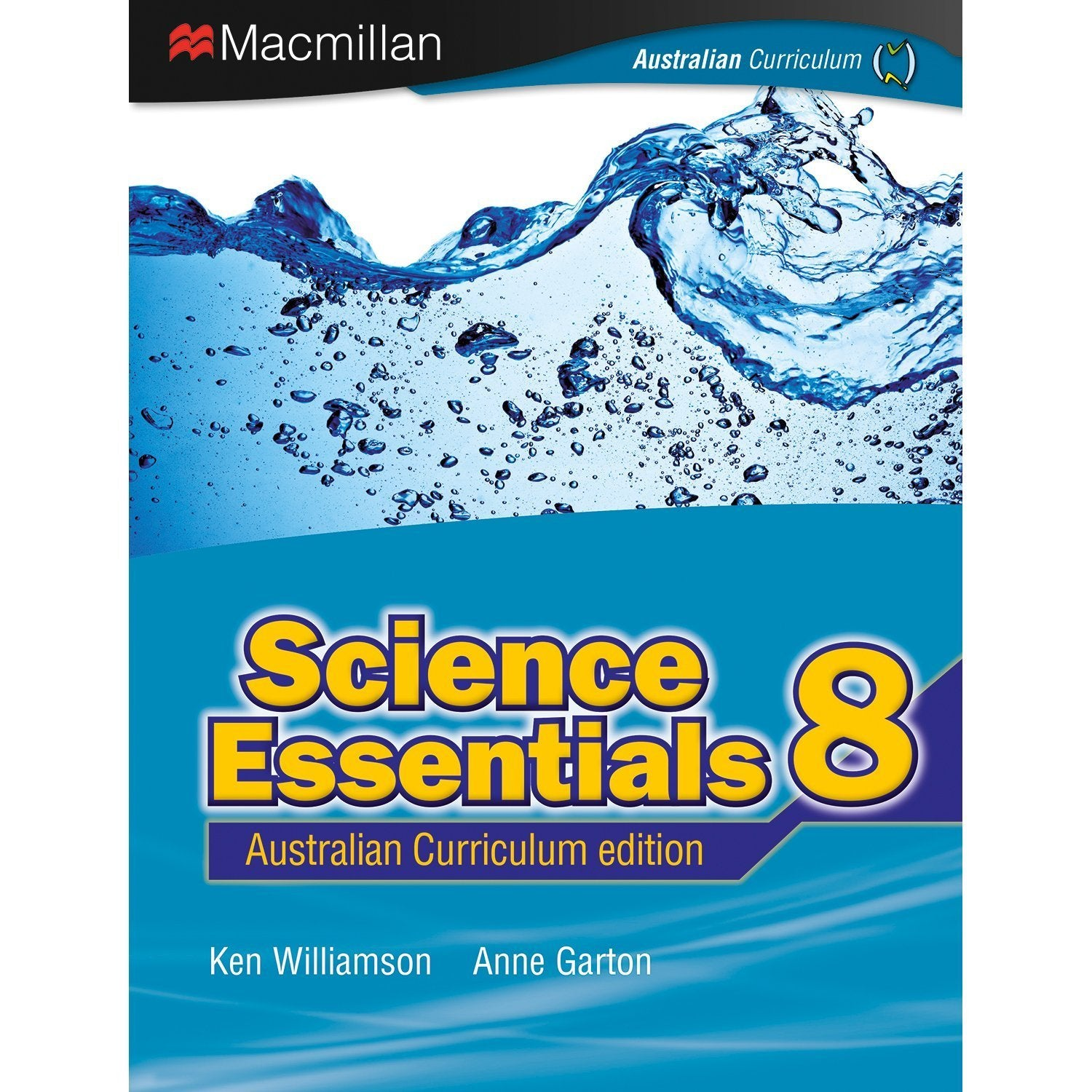 Science Essentials Australian Curriculum 8 Student Book + Digital