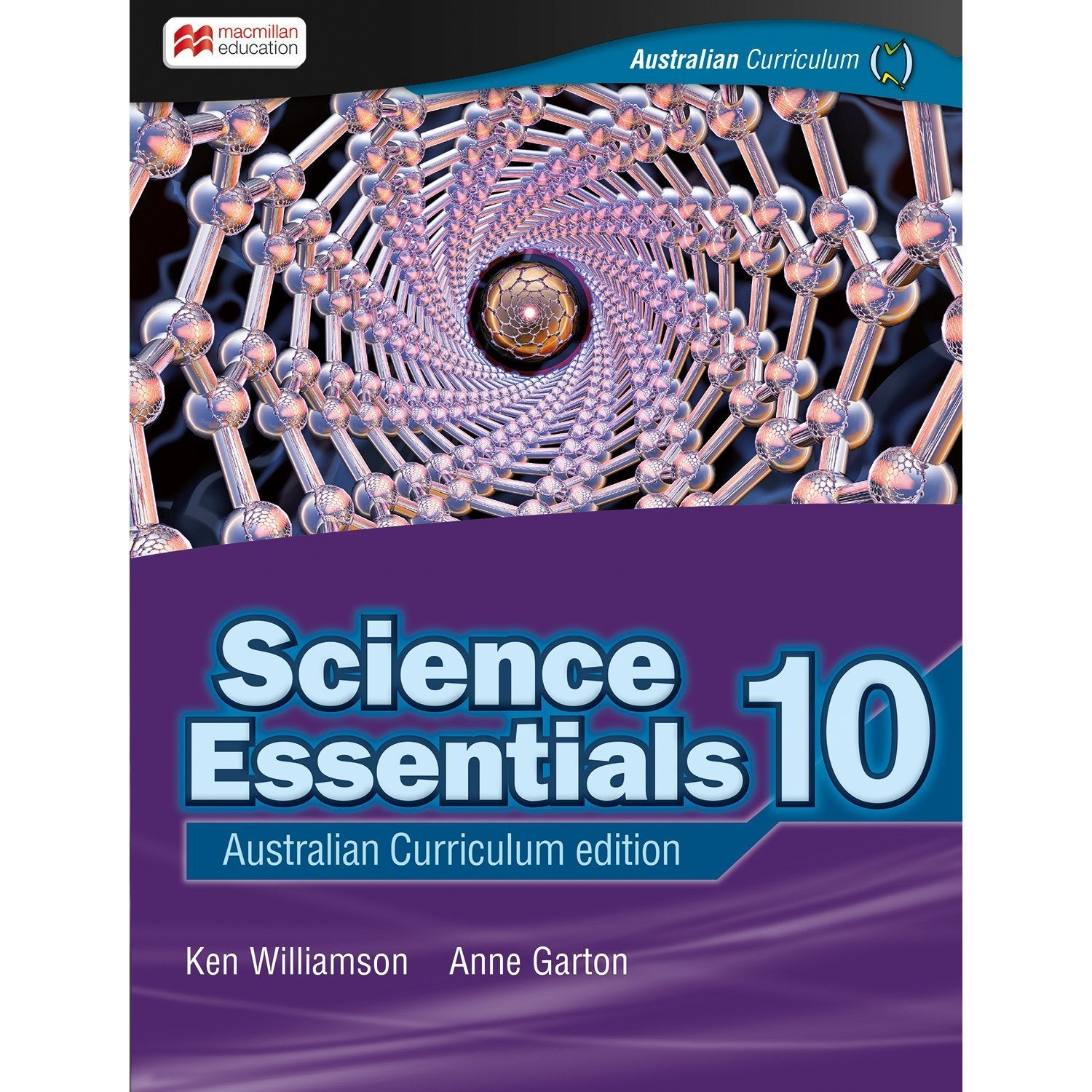 Science Essentials Australian Curriculum 10 Student Book + Digital