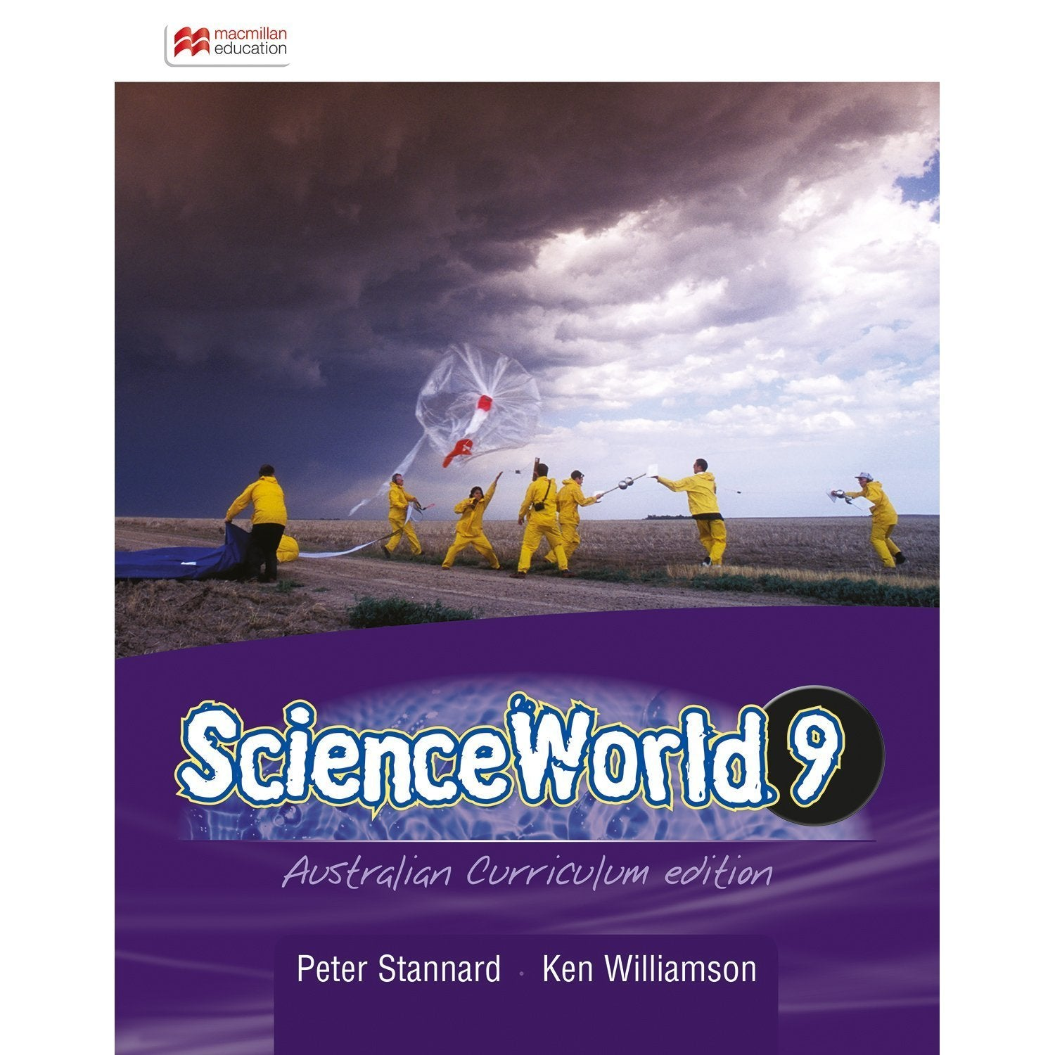 ScienceWorld Australian Curriculum 9 Student Book + Digital
