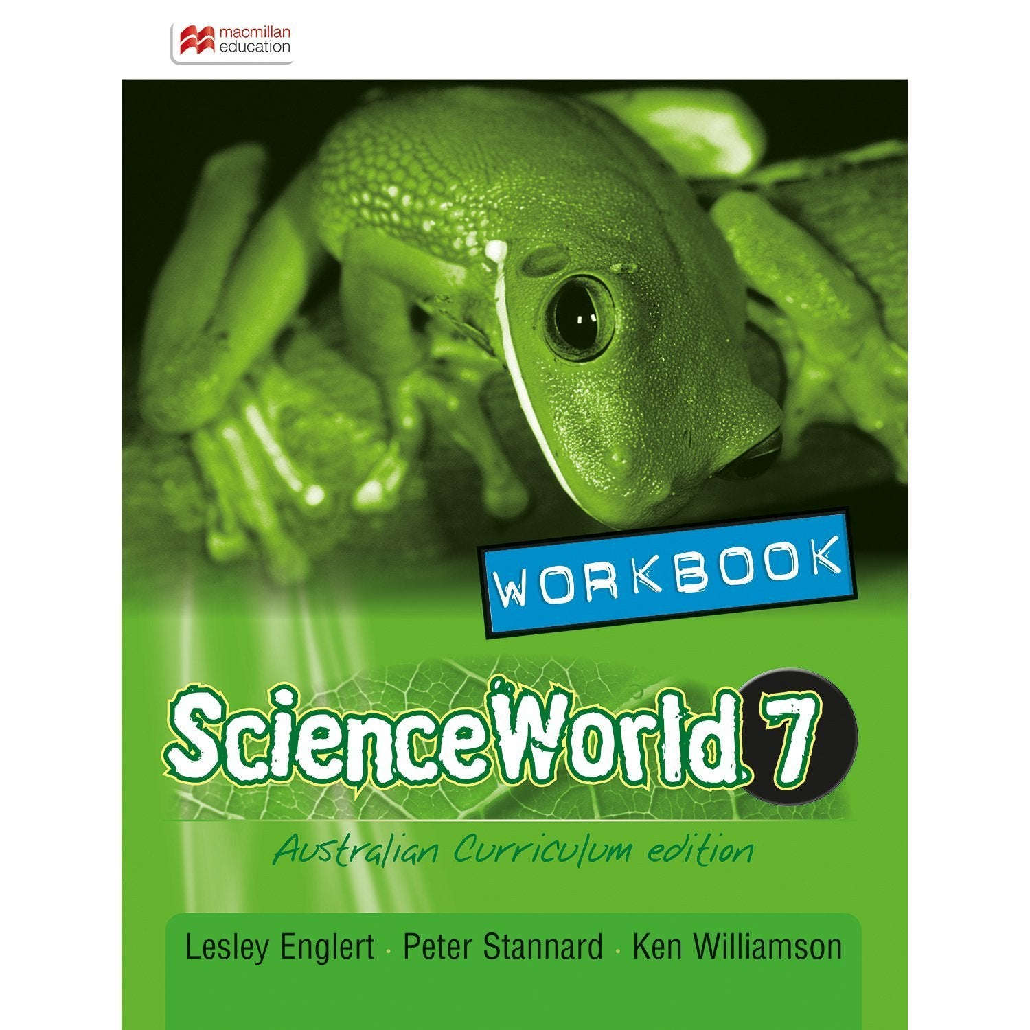 ScienceWorld Australian Curriculum 7 Student Workbook + Digital