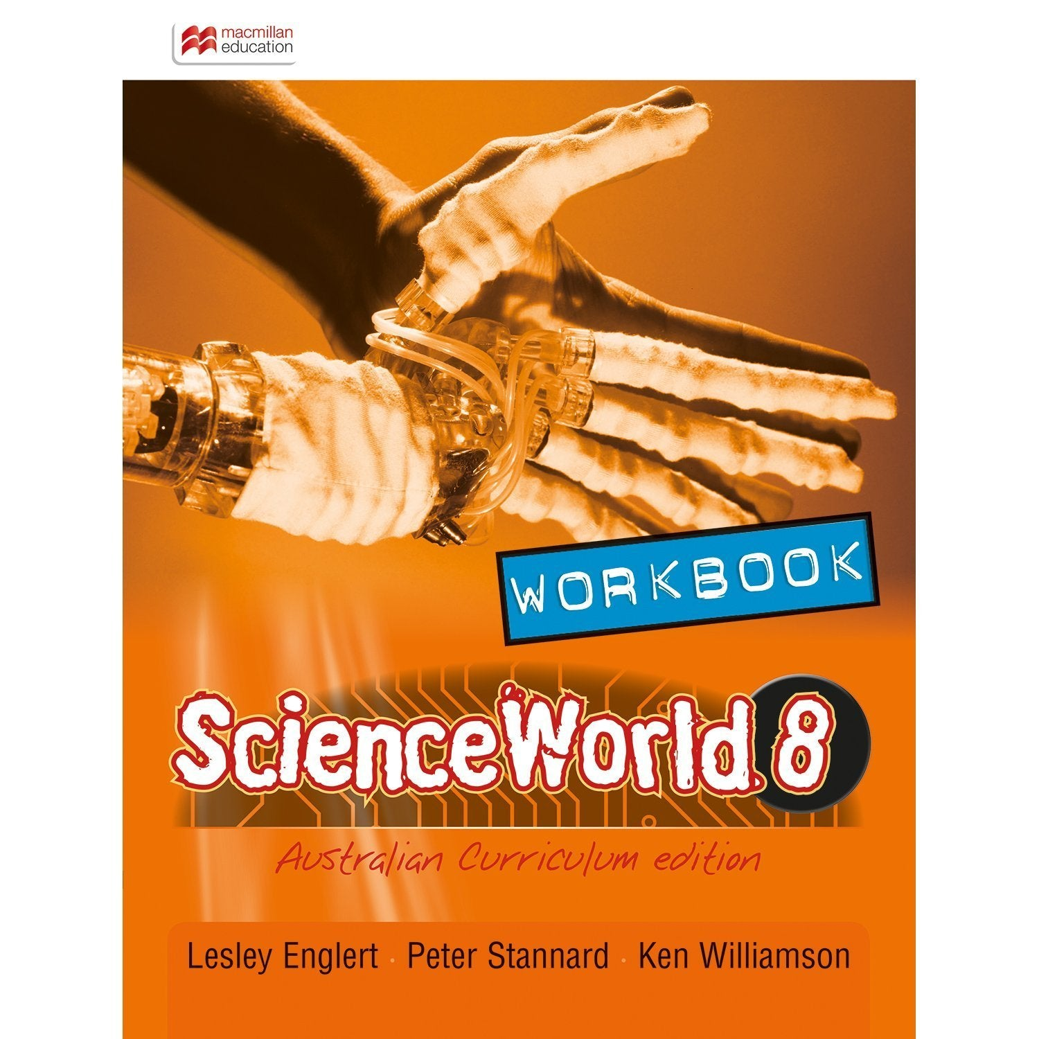 ScienceWorld Australian Curriculum 8 Student Workbook + Digital
