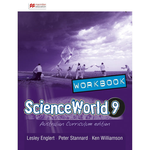ScienceWorld Australian Curriculum 9 Student Workbook + Digital