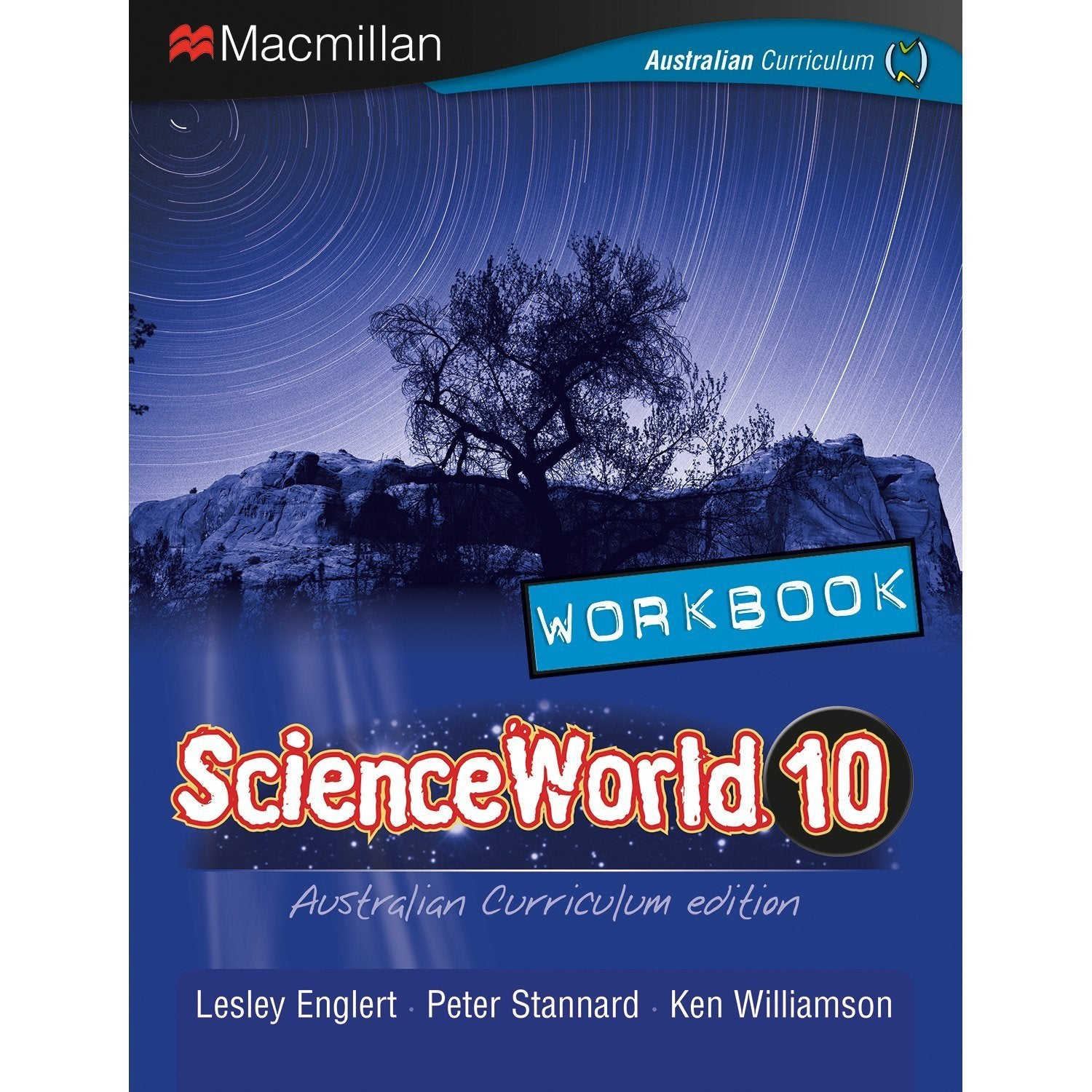 ScienceWorld Australian Curriculum 10 Student Workbook + Digital