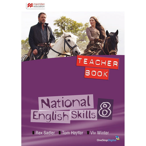 National English Skills 8 Teacher Book