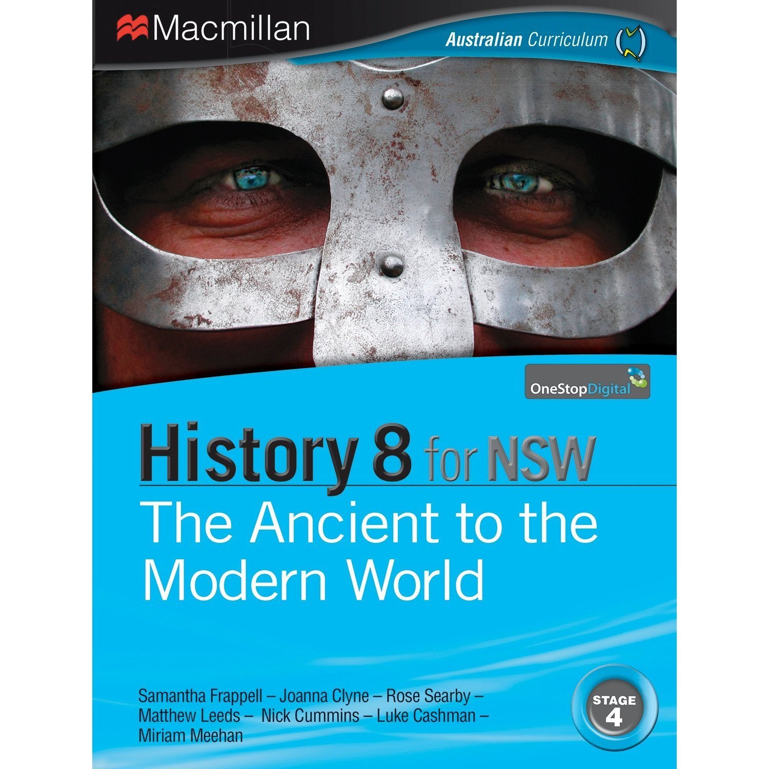 Macmillan History NSW 8 Student Book + Digital