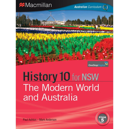 Macmillan History NSW 10 Student Book + Digital