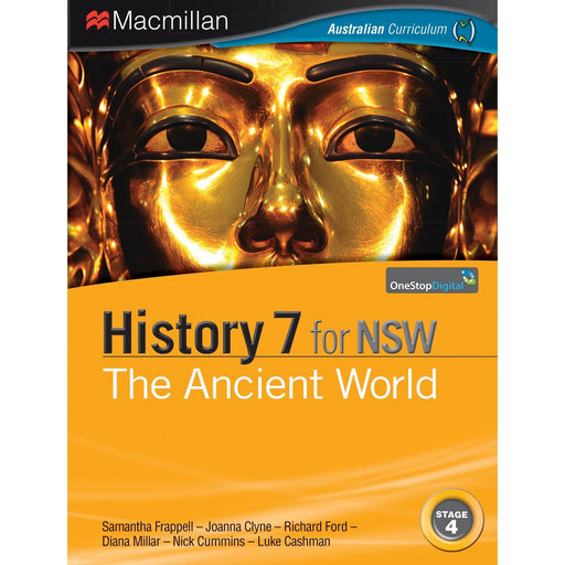 Macmillan History NSW 7 Student Book + Digital