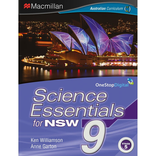 Science Essentials NSW 9 Student Book + Digital