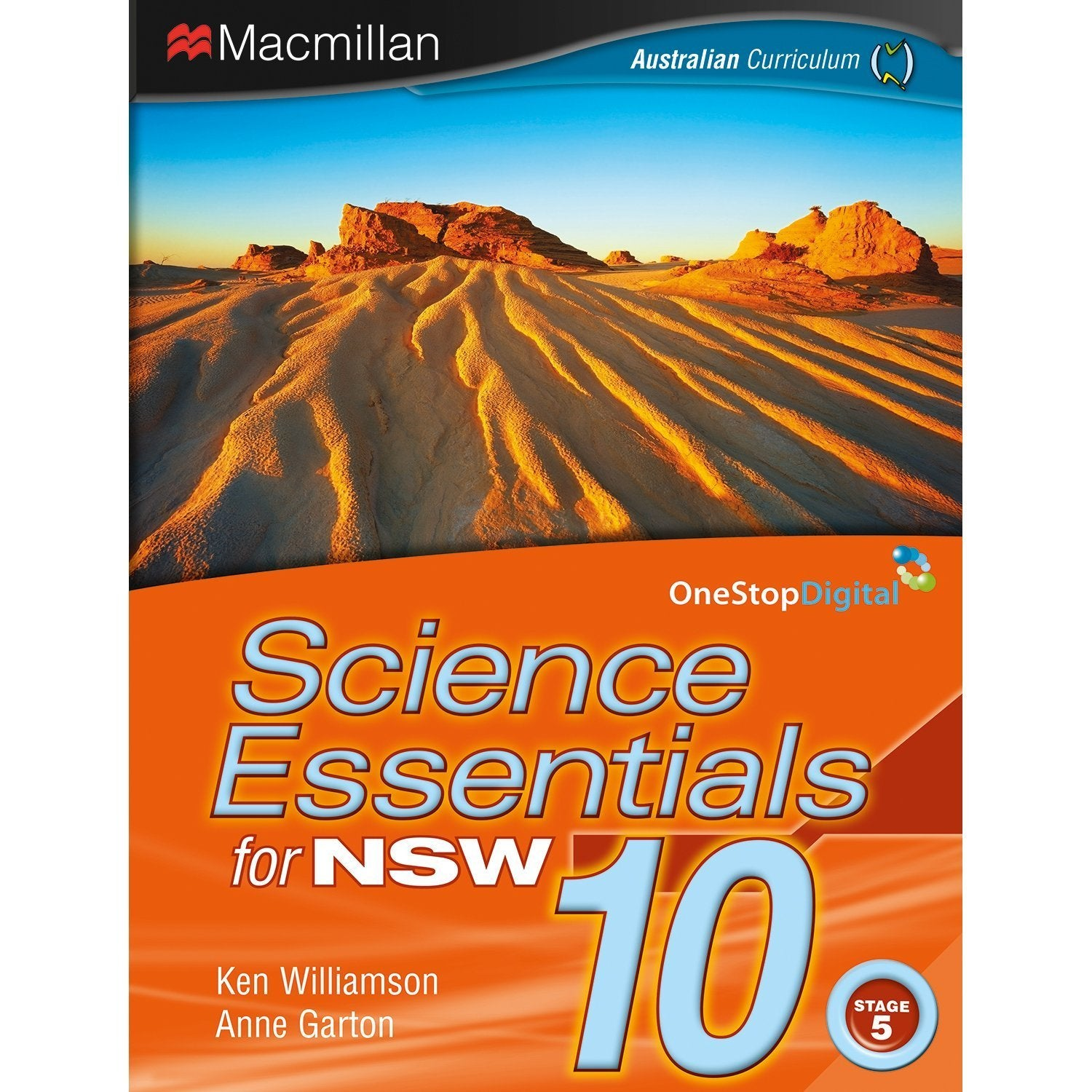 Science Essentials NSW 10 Student Book + Digital