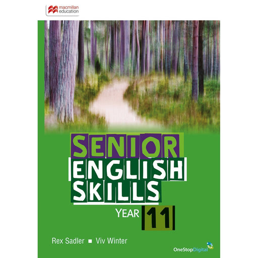 Senior English Skills 11 Student Book