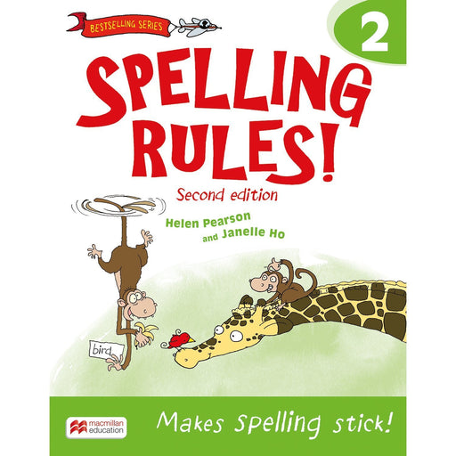 Spelling Rules! 2nd Edition Book 2
