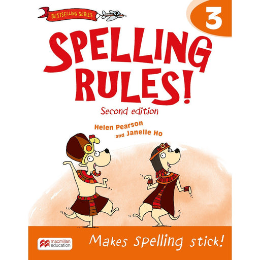 Spelling Rules! 2nd Edition Book 3