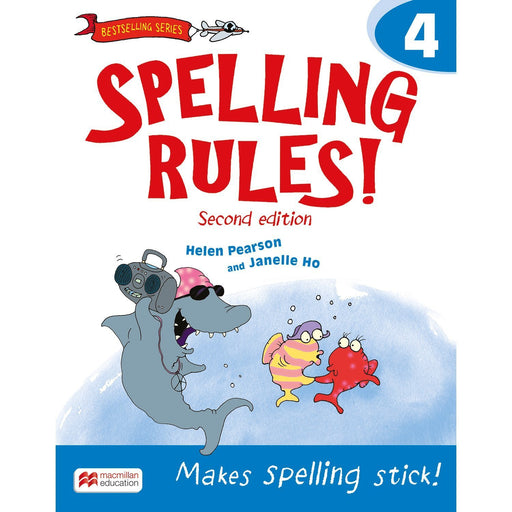 Spelling Rules! 2nd Edition Book 4