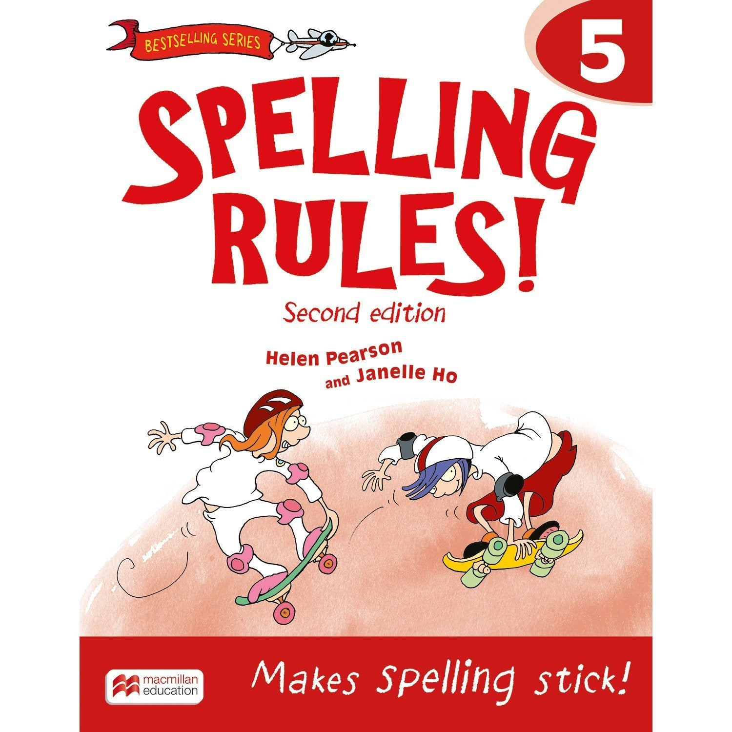 Spelling Rules! 2nd Edition Book 5