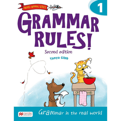 Grammar Rules! 1 2nd Edition
