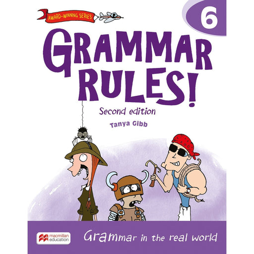 Grammar Rules! 6 2nd Edition