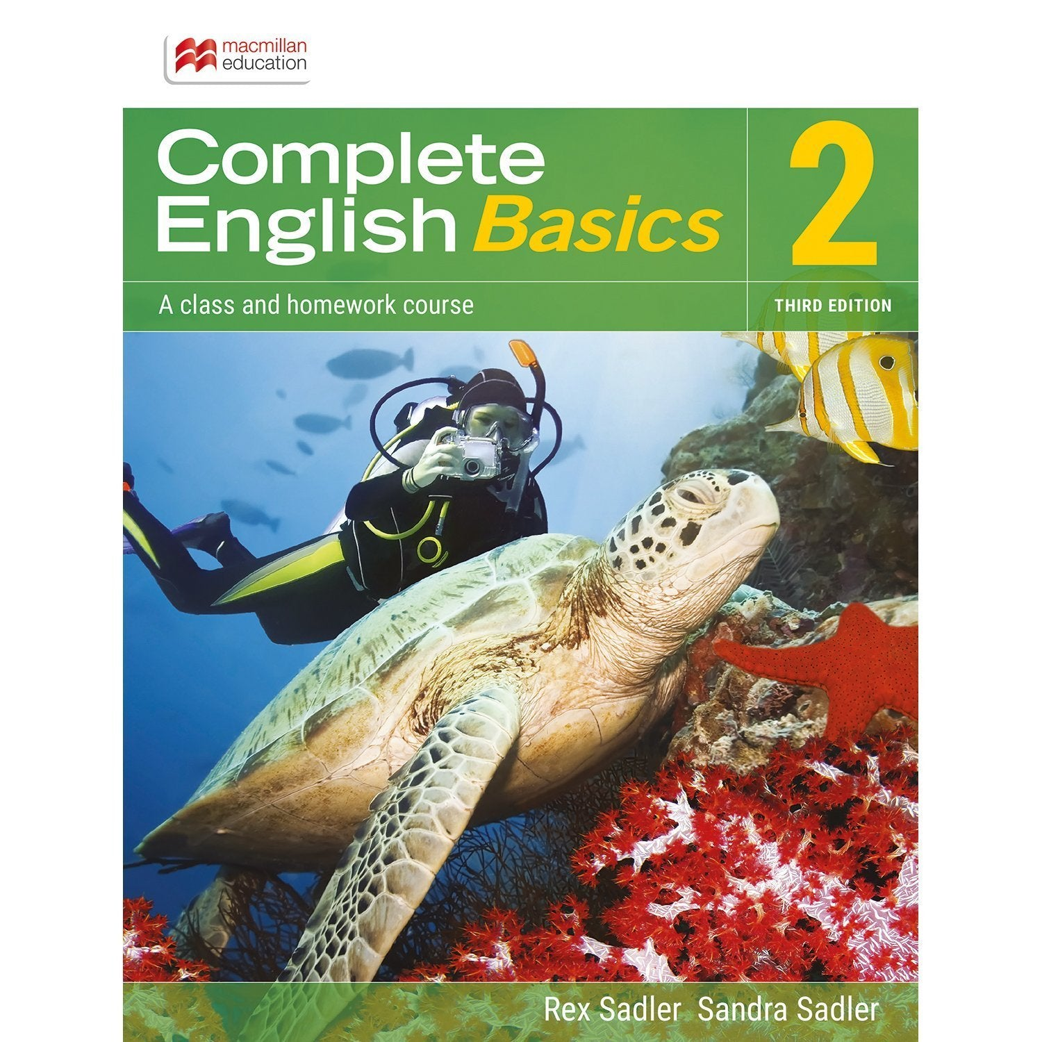 Complete English Basics 2 3E Student Book + Online Workbook
