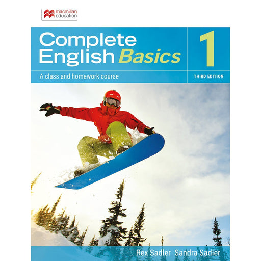 Complete English Basics 1 3E Student Book
