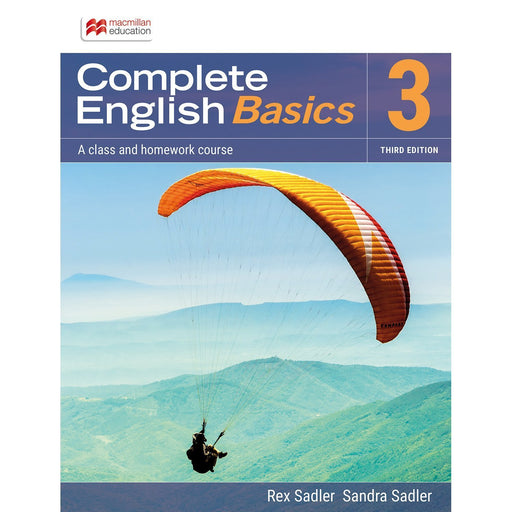 Complete English Basics 3 3E Student Book