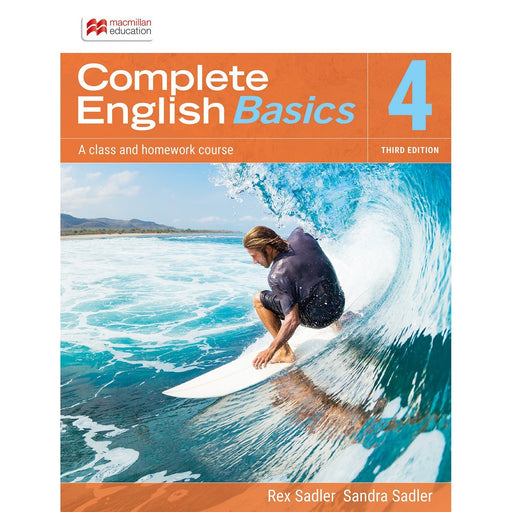 Complete English Basics 4 3E Student Book